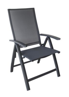 Lot de 2 fauteuils multiposition pliant  Palma Pro Loisirs