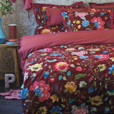 Taie percale Floral Fantasy PIP ...