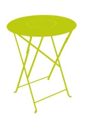 Table pliante FERMOB Floréal,  2 personnes