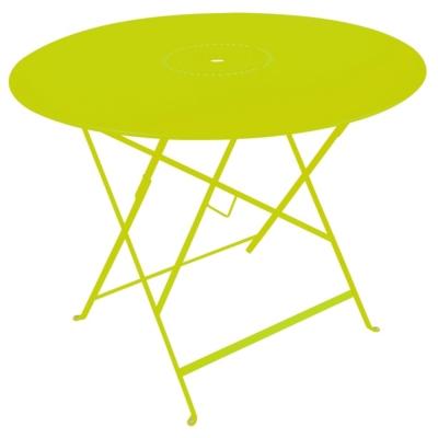 Table pliante FERMOB Floréal,  4/6 personnes