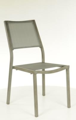 Lot de 2 chaises Pro Loisirs Florence,  coloris Ice