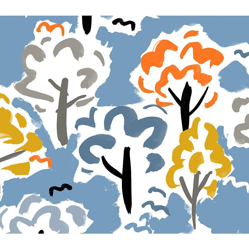 Tête de lit Forêt MADEMOISELLE TISS