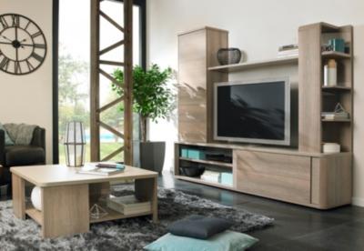 meuble tv mural givrant gami