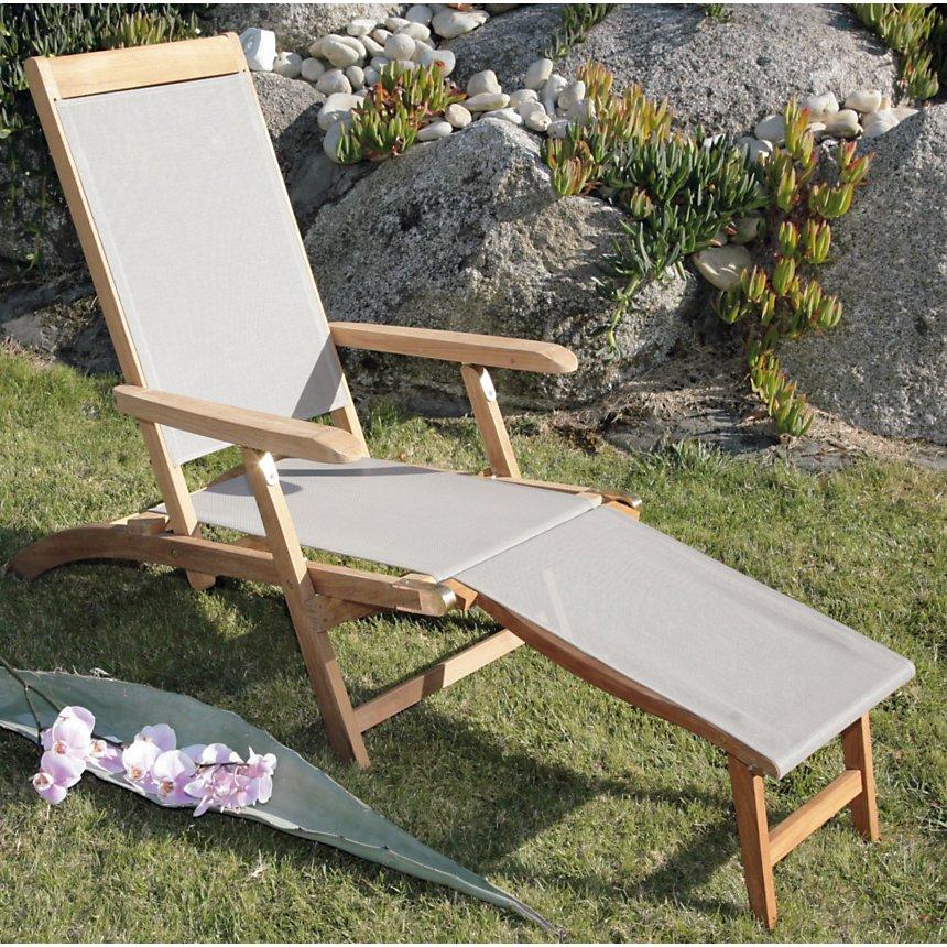 Chaise longue Grasse