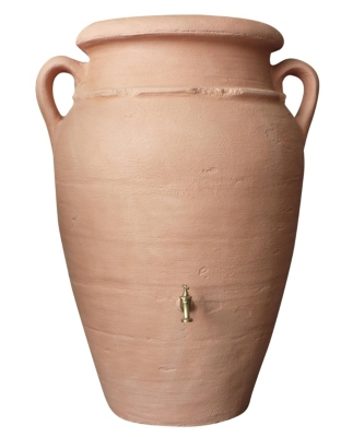 Amphore ANTIK 600 litres coloris  terracotta
