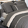 Taie d'oreiller percale Gatsby  TRADILINGE