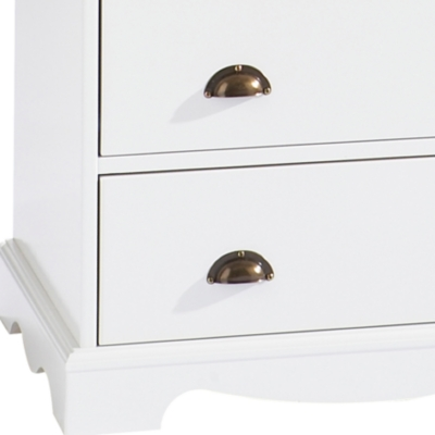 Commode 5 tiroirs Hastings