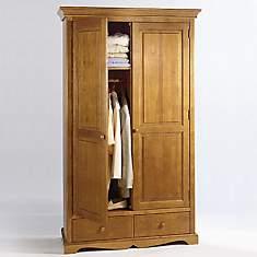 Armoire Hastings 2 portes et 2 tiroirs