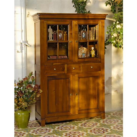 Meuble 4 portes 3 tiroirs h ritage - Camif meubles chambre ...