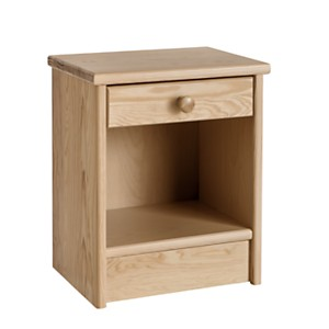 Table De Nuit En Bois.Table De Chevet Table De Nuit Camif
