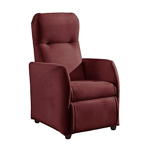 Fauteuil relax microfibre Jessy Bultex