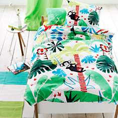 Housse de couette Jungle Playtime  DESIG