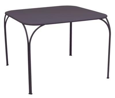 Table carrée FERMOB Kintbury,  2/4 personnes