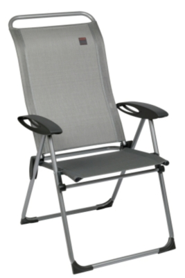 fauteuil camping aluminium lafuma cham 39 elips coloris england. Black Bedroom Furniture Sets. Home Design Ideas