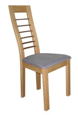 Lot de 2 chaises chêne Largo