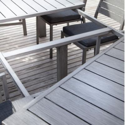 Table OCEO Latino, aluminium 200/300 x  107 cm