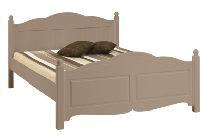 Lit Hastings 140 x 190 cm taupe