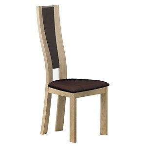 Lot de 2 chaises Sasha