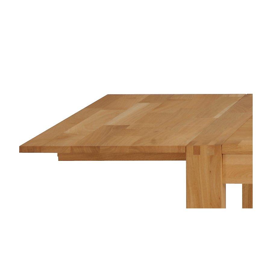 Table de repas + lot de 2 allonges  Luminescence