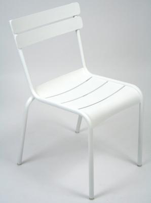 Lot de 2 chaises empilables FERMOB  Luxembourg