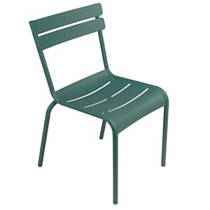 Lot de 2 chaises empilables FERMOB  Luxembourg