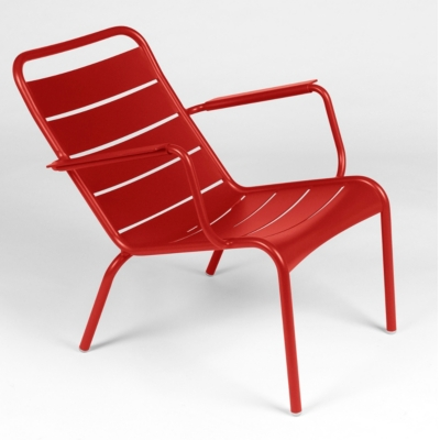 Fauteuil bas FERMOB Luxembourg
