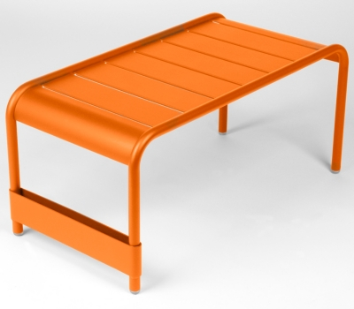 Grande table basse/banc FERMOB  Luxembourg