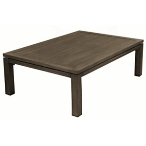 Table basse OCEO Latino 120 x 80 cm