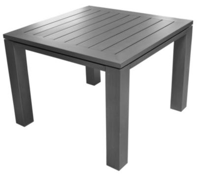 Table OCEO Latino, aluminium 100 x 100  cm