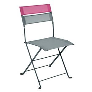 Lot de 2 chaises pliantes FERMOB  Latitu