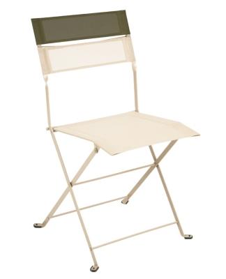 Lot de 2 chaises pliantes FERMOB  Latitude