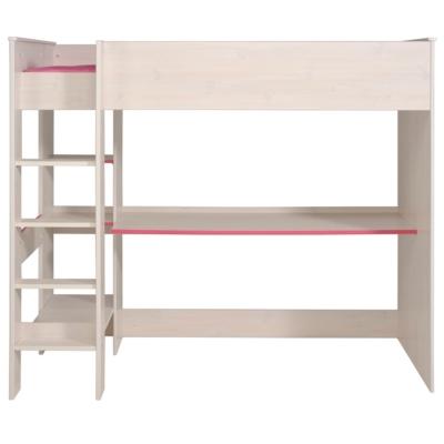 lit mezzanine pascale 90 x 200 cm. Black Bedroom Furniture Sets. Home Design Ideas