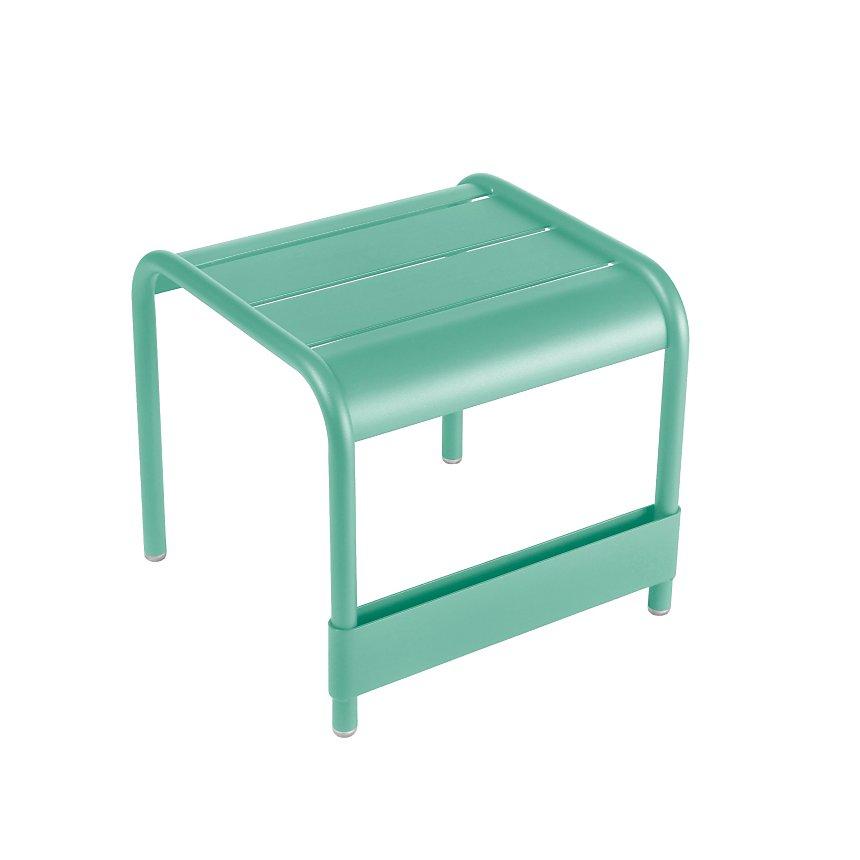 Petite table basse/Repose-pieds FERMOB  LUXEMBOURG, coloris au choix