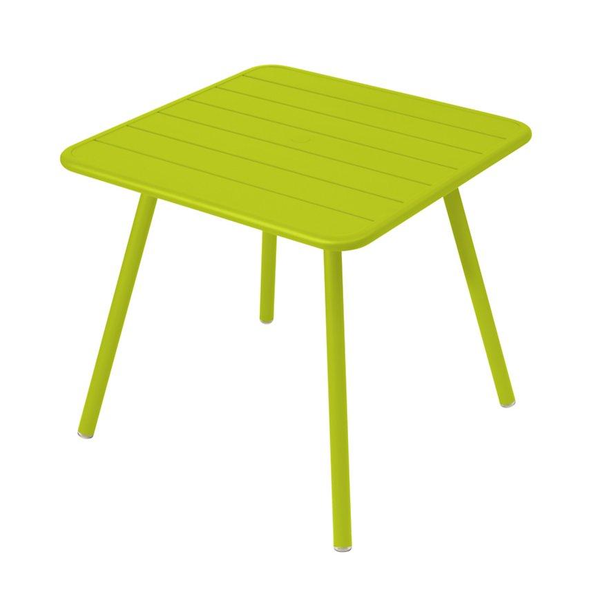 Table démontable FERMOB LUXEMBOURG  80 x 80 cm