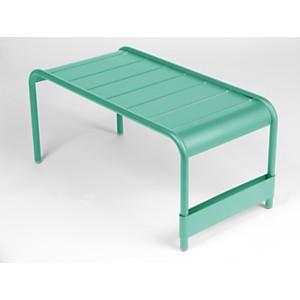 Grande table basse/banc de jardin FERMOB  Luxembourg