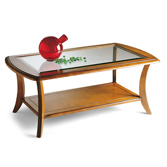 Table basse rectangulaire ma lia - Table camif ...