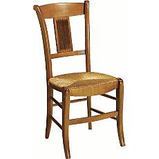 MARGOT lot 2 chaises dos palmett...