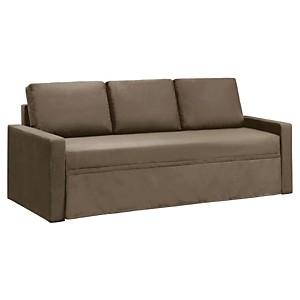 Canapé-lit gigogne tissu Martinez