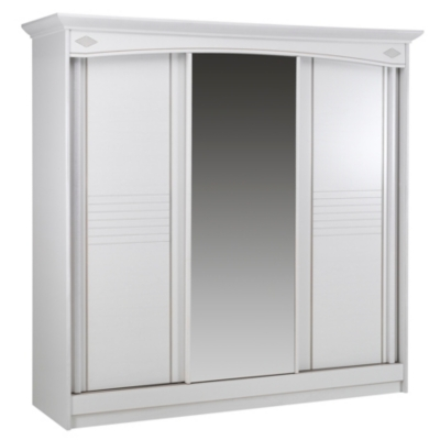 Armoire but 3 portes latest affordable armoire chambre - Conforama livraison gratuite ...