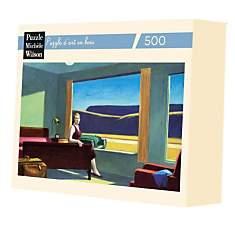 Puzzle Le Motel, De Hopper