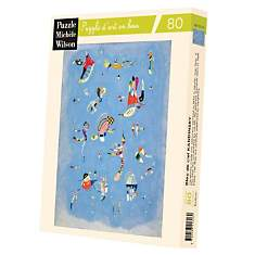 Puzzle Bleu De Ciel, De Kandinsky