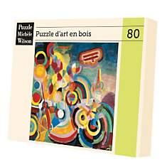 Puzzle Hommage A Bleriot, De Delaunay