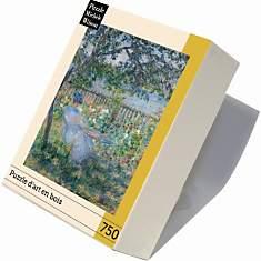 Puzzle Terrasse A Vetheuil, De Monet