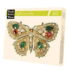 Puzzle Broche Papillon