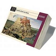 Puzzle La Tour De Babel, De Bruegel