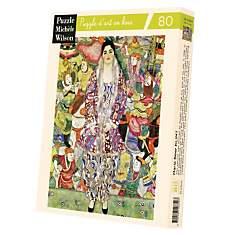 Puzzle Maria Beer, De Klimt