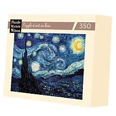 Puzzle Nuit Etoilee, De Van Gogh