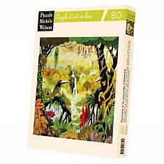 Puzzle Toucan A La Cascade, De Thomas