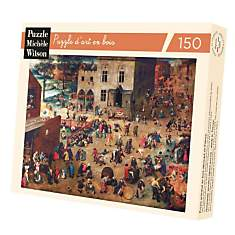 Puzzle Jeux D Enfant, De Bruegel