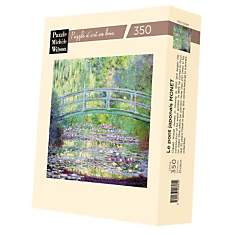 Puzzle Le Pont Japonais, De Monet